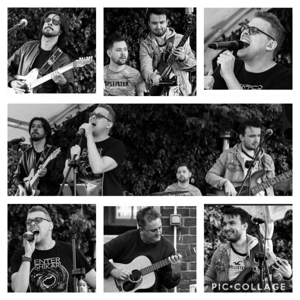 August 2020 bank holiday music afternoon thanks to Kevin Hall Photography.